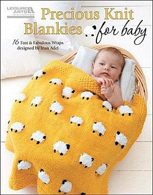 Precious Knit Blankies for Baby