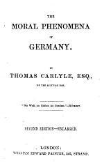 The Moral Phenomena of Germany