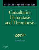 Consultative Hemostasis and Thrombosis PDF