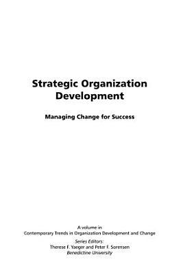 Strategic Organization Development