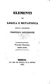 Elementi di logica e metafisica