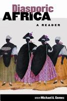 Diasporic Africa PDF