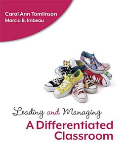 Leading and Managing a Differentiated Classroom Book