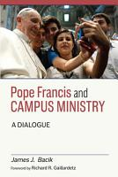 Pope Francis and Campus Ministry PDF