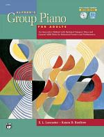 Alfred's Group Piano for Adults: Teacher's Handbook 1 (2nd Edition)