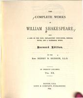 The Complete Works of William Shakespeare: Lucrece. Sonnets. Minor Poems. Index