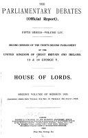 Download The Parliamentary Debates Book