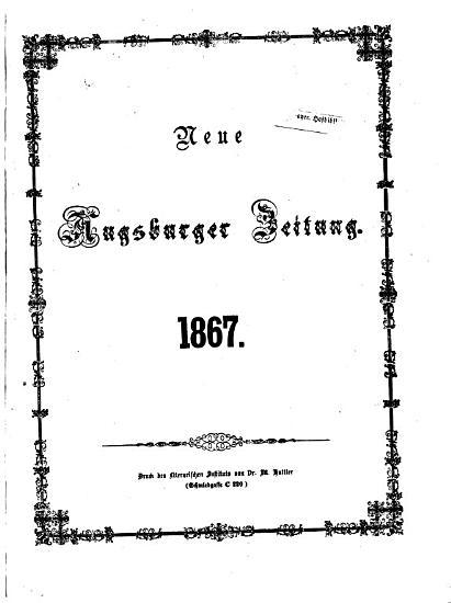 Neue Augsburger Zeitung PDF