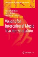 Visions for Intercultural Music Teacher Education PDF