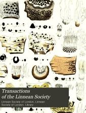 Transactions of the Linnean Society: Volume 28