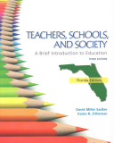 FLORIDA VERSION TEACHERS SCHOOLS AND SOCIETY  BRIEF INTRODUCTION TO EDUCATION PDF