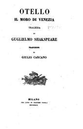 Otello, il moro di Venezia: Volume 4