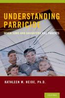 Understanding Parricide PDF