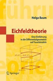 Eichfeldtheorie: Eine Einführung in die Differentialgeometrie auf Faserbündeln