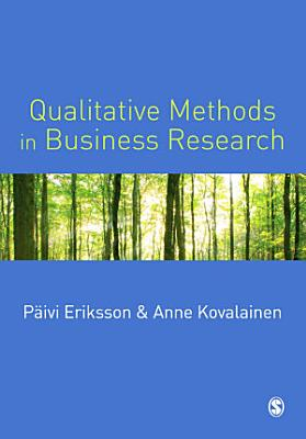 Qualitative Methods in Business Research PDF