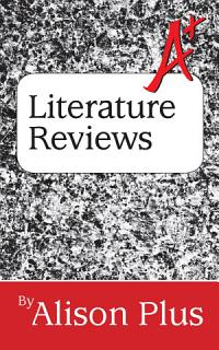 A  Guide to Literature Reviews Book