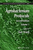 Agrobacterium Protocols PDF