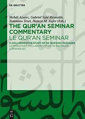 The Qur an Seminar Commentary   Le Qur an Seminar