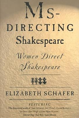 Ms Directing Shakespeare PDF