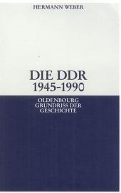 Die DDR 1945-1990: Ausgabe 4