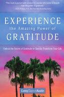 Experience the Amazing Power of Gratitude