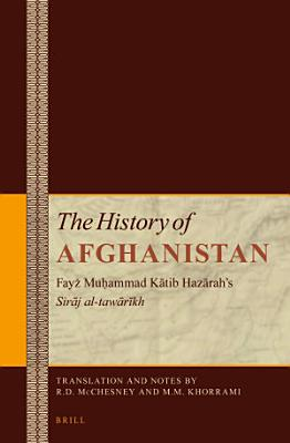 The History of Afghanistan  6 vol  set