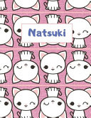 Natsuki Personalized Genkouyoushi Notebook PDF