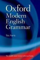 Oxford Modern English Grammar PDF