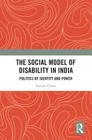 The Social Model of Disability in India PDF