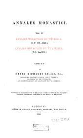 Annales Monastici: Annales monasterii de Wintonia, A.D. 519-1277