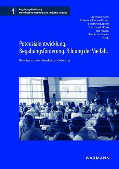 Potenzialentwicklung  Begabungsf  rderung  Bildung der Vielfalt  PDF