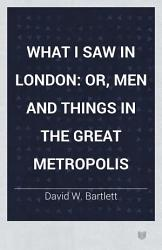 What I Saw In London Book PDF