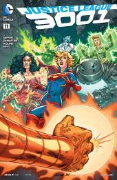 Justice League 3001 (2015-) #11