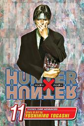Hunter x Hunter, Vol. 11: Next Stop: Meteor City--The Junkyard of the World