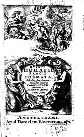 Quinti Horatii Flacci Poemata, scholiis sive annotationibus instar commentarii illustrata, à Ioanne Bond