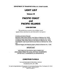 Light List PDF