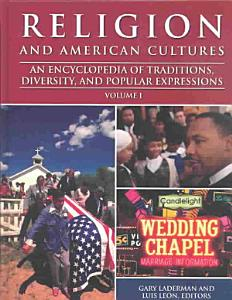 Religion and American Cultures Book