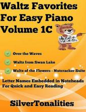Waltz Favorites for Easy Piano Volume 1 C