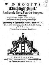 Cluchtigh-spel, Andrea de Piere, Peerde-kooper: Volume 1