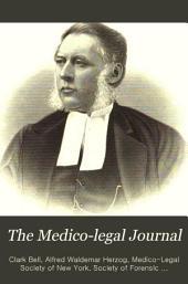 The Medico-legal Journal: Volume 7