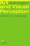 Art and Visual Perception