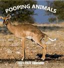 Pooping Animals 2021-2022 Wall Calendar