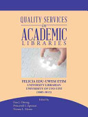 Quality Services in Academic Libraries