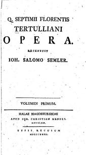 Opera: Volumes 1-2