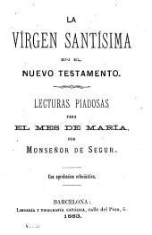 La Virgen Santisima en el Antiguo Testamento: lecturas piadosas para el Mes de María