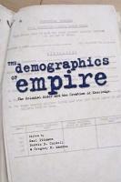 The Demographics of Empire PDF