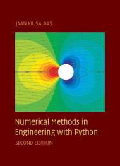 Numerical Methods in Engineering with Python: Edition 2