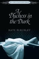 A Duchess in the Dark PDF