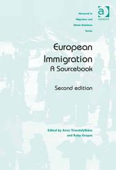 European Immigration: A Sourcebook, Edition 2