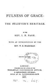 Fulness of grace: the believer's heritage